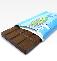 フェアトレードチョコレート ミルク