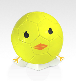 Football Zoo  Yellow-Bird