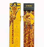 O'BON Wilflife Twin Giraffe