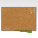 ZUTTOCARDの封筒